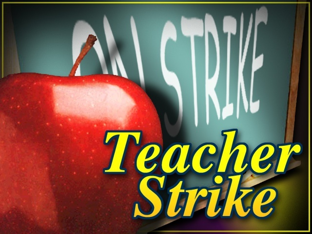 BC Teacher's Strike