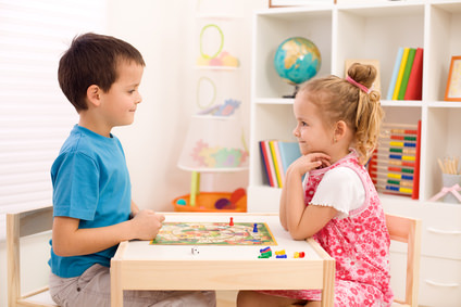 Cognitive Activities for a Preschooler