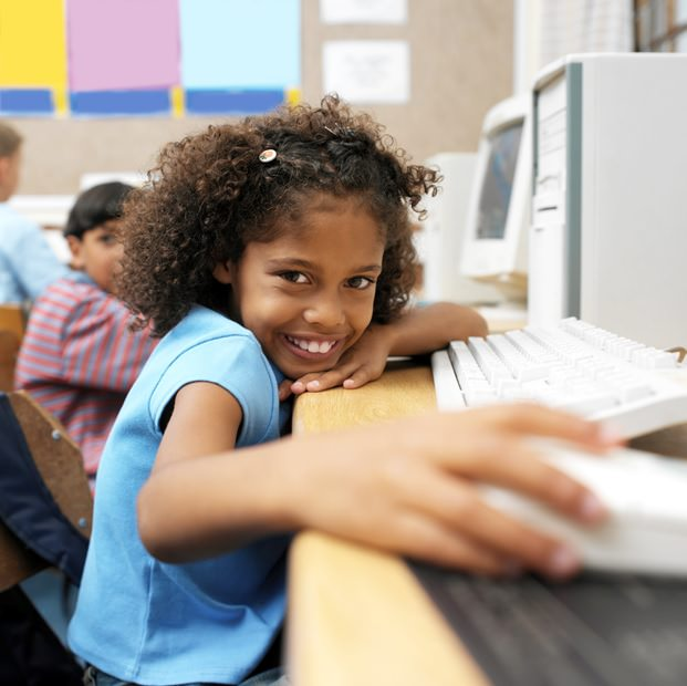 How much time should children spend on the computer each day?