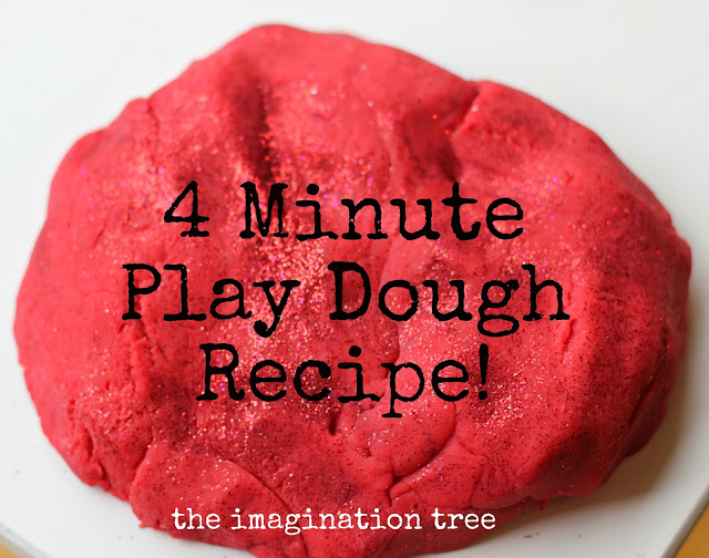 Make Your Own Play Dough!