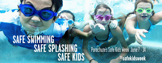 Safe Kids Week 2014 - Swimming Safety