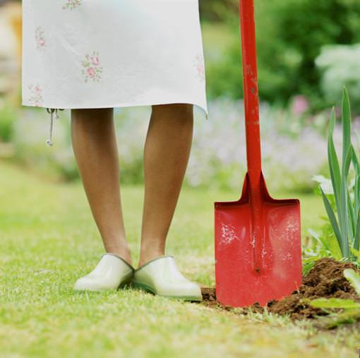 Should your nanny weed the garden?