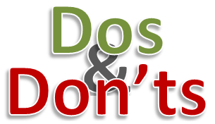 "The ""Dos"" and ""Don'ts"" of Responding to Job Postings"
