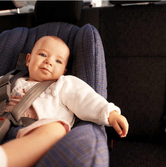 Tips To Keep Your Baby Happy in the Car