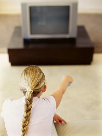 TV and Other Electronics for Kids and Caregivers