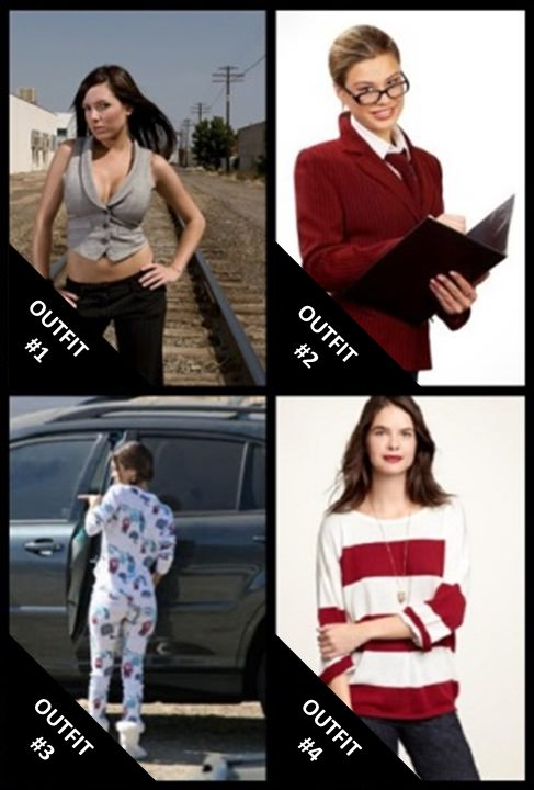 What would YOU wear to a nanny interview?